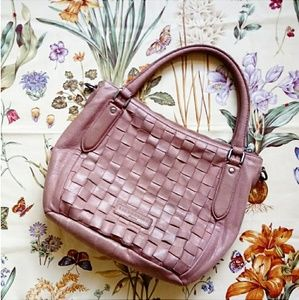 LIEBESKIND | Berlin Leather Satchel Handbag